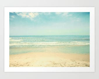 Extra large wall art, beach print, wall art canvas, beach photography, large wall art, framed wall art, beach wall art, canvas wall art