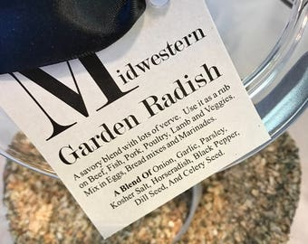 Midwestern Garden Radish