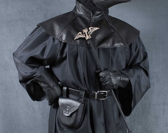 Plague Doctor Costume, Classic mask