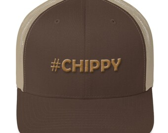 Chippy Retro Truckers Cap