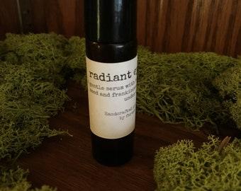 radiant eye oil