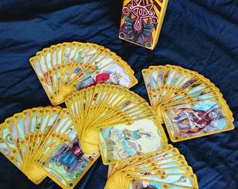 Legend of Zelda Tarot Card Deck - Major and Minor Arcana