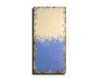 Original art large abstract blue painting large wall art  wall decor JMjArtstudio , 36 inch,fathers day gift