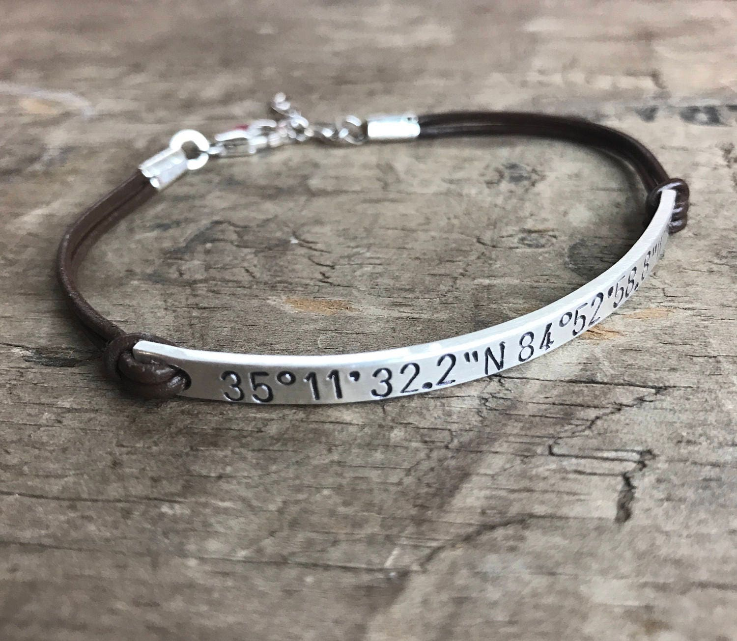boyfriend long p mens for fullxfull gps couples il anniversary coordinate bracelet lat gift personalized
