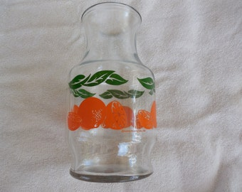 Anchor Hocking 1967 Juice container