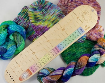 Socker's Rule + (Enhanced version), knitting tool, sock knitting