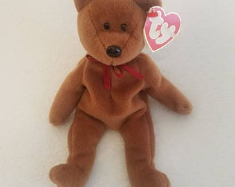 Ty Beanie Baby TEDDY The Bear 1993