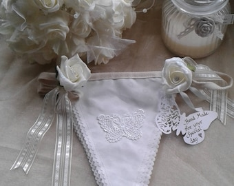 Mr &Mrs Wedding bunting