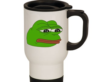 Funny Frog Cartoon Meme : Pepe the frog etsy
