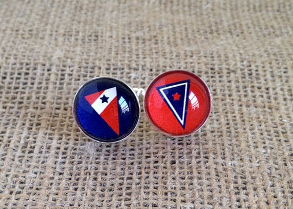 Yacht Flag Cufflinks