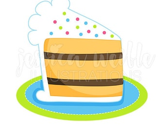 Cake Clip Art Etsy Studio