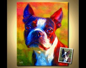 Custom Pet Art - Custom Portraits from your photos