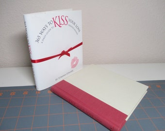 365 Ways To Kiss Your Love Vintage Book