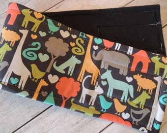 Dog Diaper Belly Band,  Stop Marking,  Jungle Fabric,  Personalized, FAST Shipping