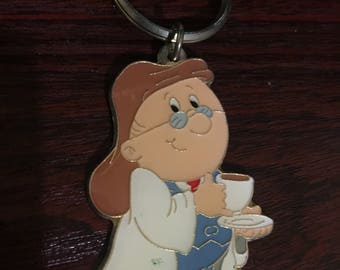 Tetley Tea Man Keychain/Keyring