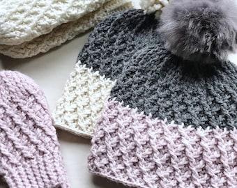 CROCHET PATTERN, The Stevie Crochet Beanie Pattern, Crochet Hat Pattern, Crochet, Craft Supply, DIY Hat Pattern, Hat Pattern