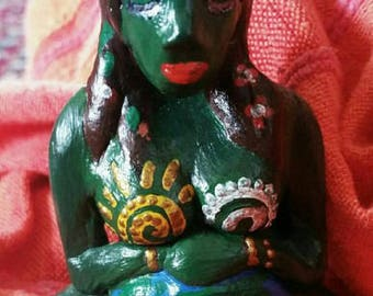Gaia, Mother Earth, Statue|Murti