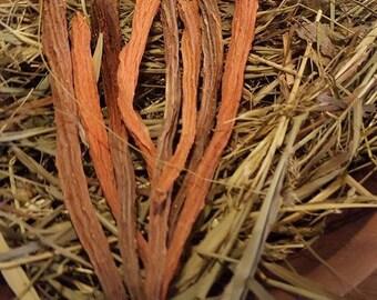 Dried Easter Spring Carrots Bowl Filler All Natural  ET