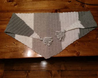 Cool breeze scarf