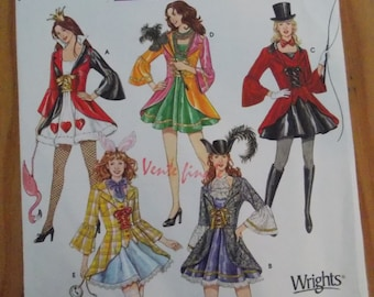 Sewing pattern simplicity 3685 costume 6 to 12
