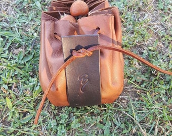 Bushcraft Pouches / Goat Leather / Goat Leather Pouch
