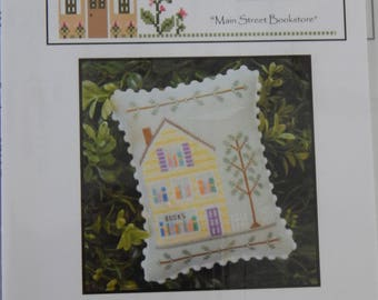 Main Street Bookstore from Country Cottage Needleworks