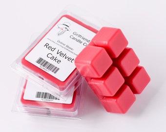 Red Velvet Cake Scented Wax Melt