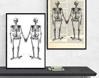 Anatomy A3 Print, Medical Prints, Anatomy Poster, Anatomy Art Gifts, Anatomy Dictionary Art Print, Art Prints, Anatomy Dictionary Art