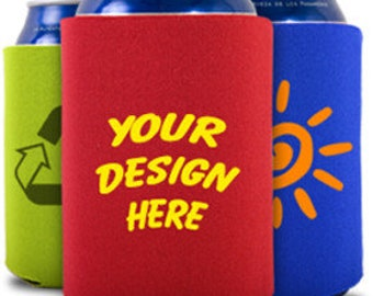 Premium Collapsible Can Koozies