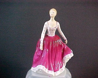 """Royal Doulton Fiona HN 2694   7-1/2"""" tall   Mint Condition, no chips, scratches, repairs or crazing."""