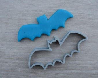 Bat Outline Cookie Cutter Fondant Cutter