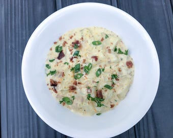 Soup recipes etsy clam chowder recipe pdf soup recipe new englandboston american northeast recipe forumfinder Choice Image