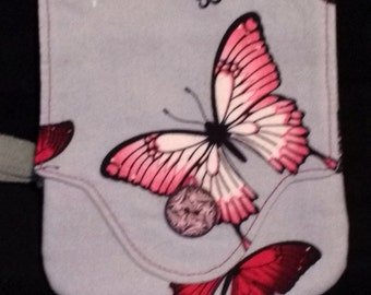 Baroque Butterflies (1) Petit Pocket