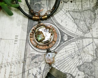 Bedtime Stories - Wearable Book Necklace