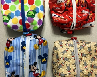 Children's toy / car / toiletry bags