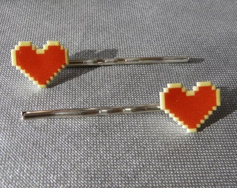 geek love bobbypins