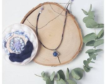 BOLA Plaid - pregnancy jewelry
