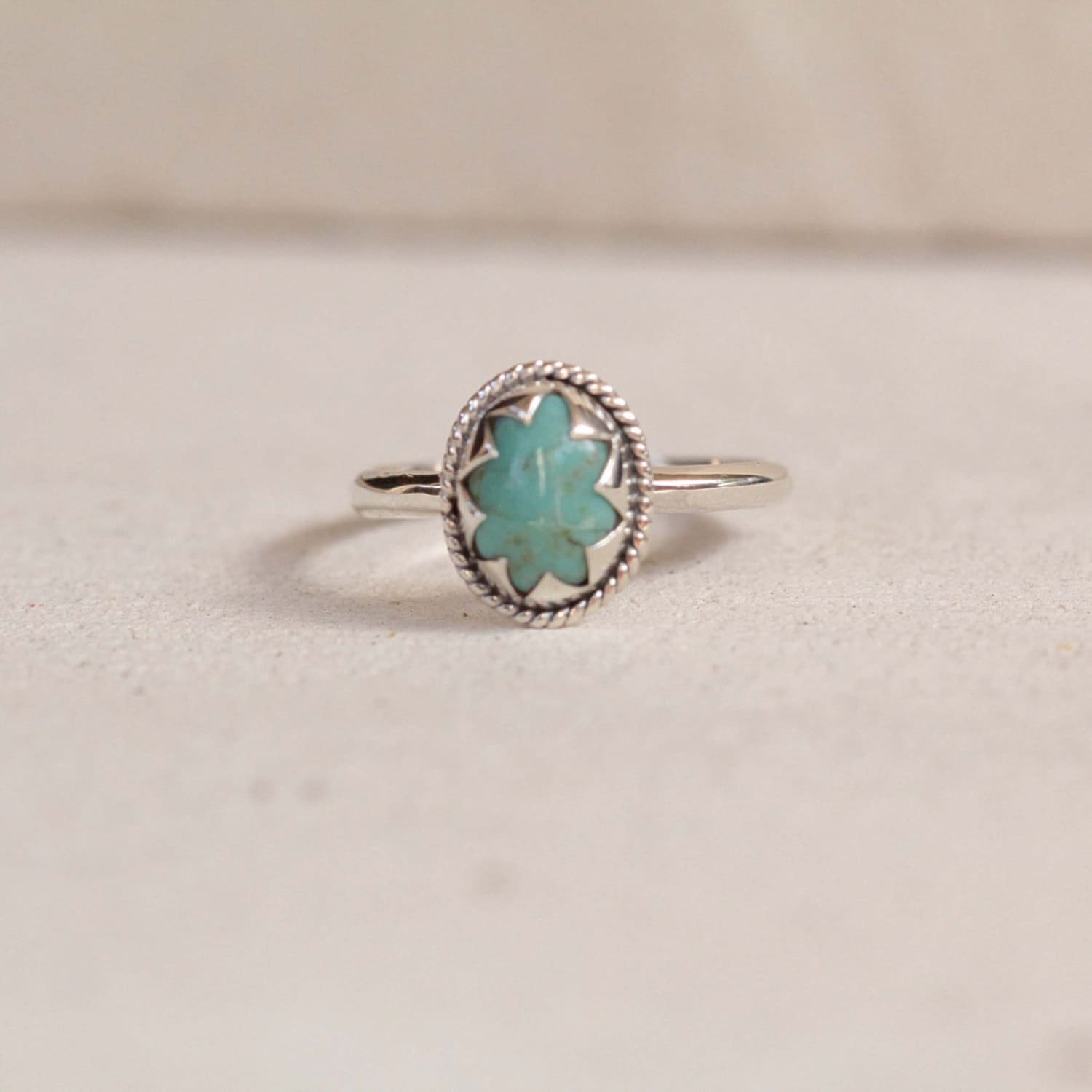 silver stone in tyrone turquoise carusetta grande rings jewelry ring set sterling products