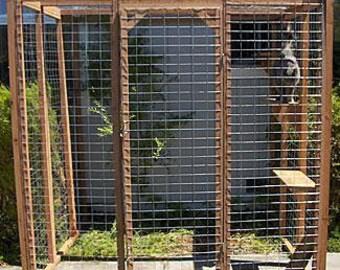 Cat Enclosure (Cat Wire)
