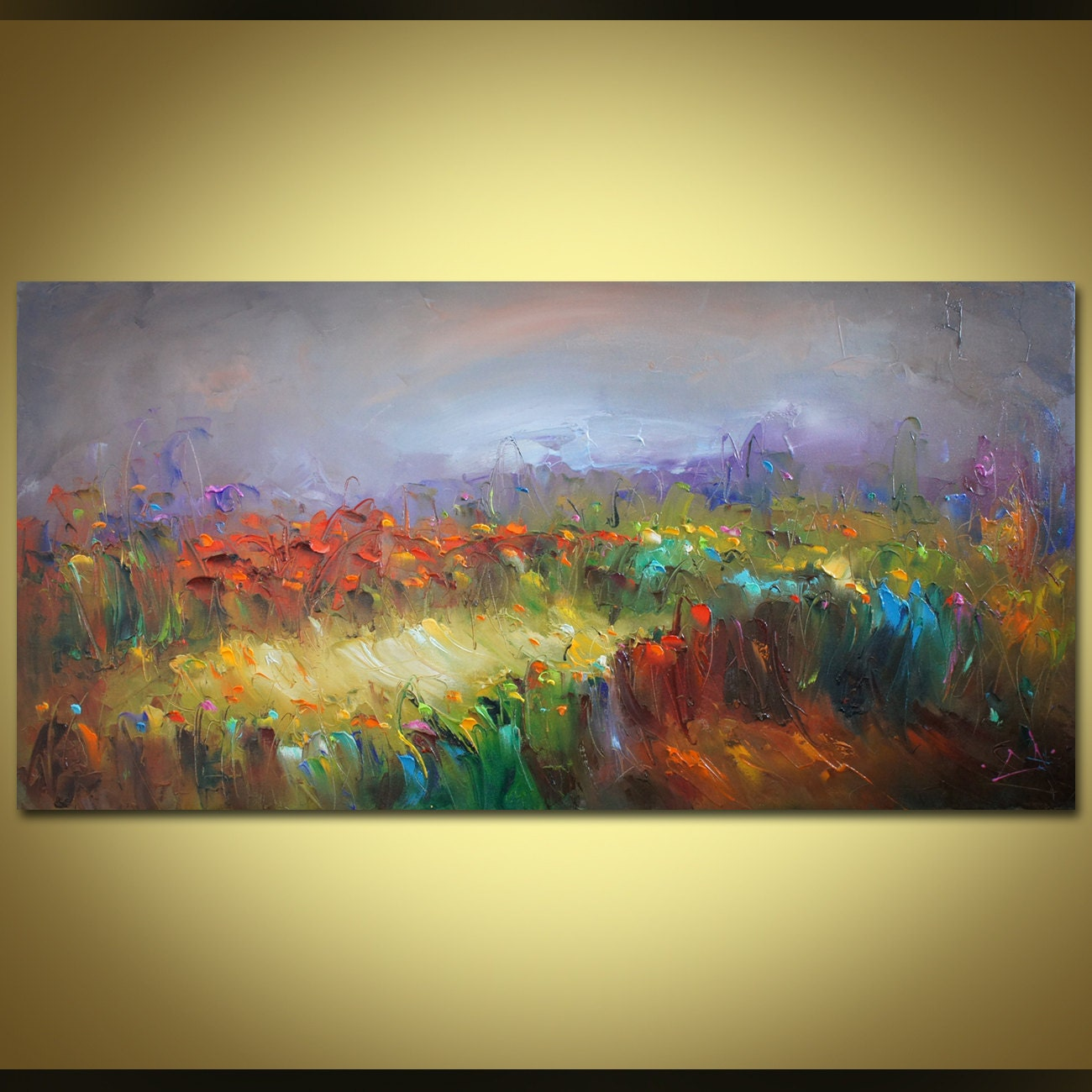 Landscape Painting Oil Painting Modern Art Abstract