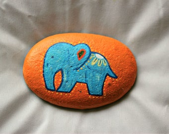 Elephant Rock Painting
