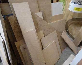 Cut-to-order scrap plywood, project plywood, veneer plywood