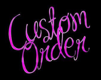 Custom Stickers Reorder for Sweet Melissas Boutique