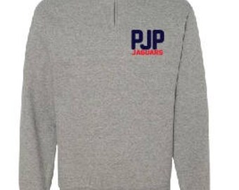 PJPII Jaguar 1/4 Zip Sweater