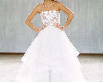 Wedding dress Serena