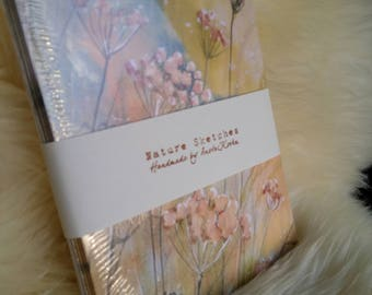 Spring Meadow Floral Greeting Cards