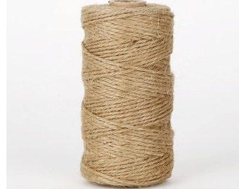 64 Yards Natural hemp string