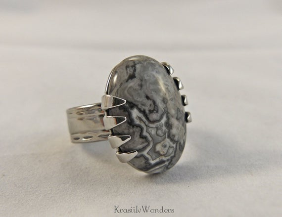 How To Bend Stainless Steel Spoon Ring