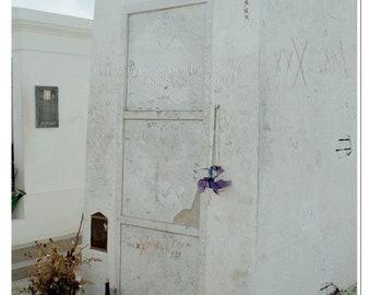 Marie Laveau Tomb Photograph - New Orleans