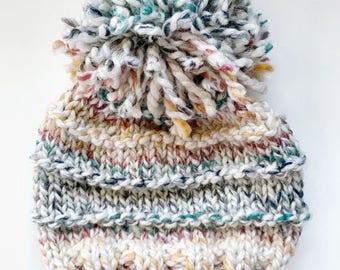 Slouchy Knit Vermonter Hat - Hudson Bay